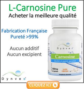 L-Carnosine pure Dynveo